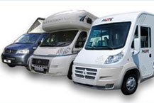 Types of Motorhome