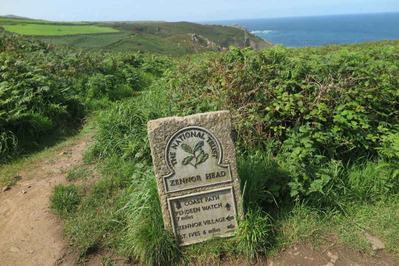 Great British Walks - St Ives to Zennor - Travel - Camping