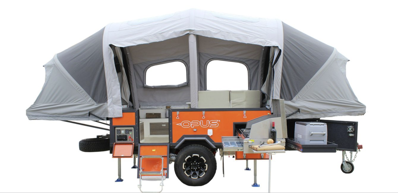 The Best Trailer Tents And Folding Campers for 2019 - Advice