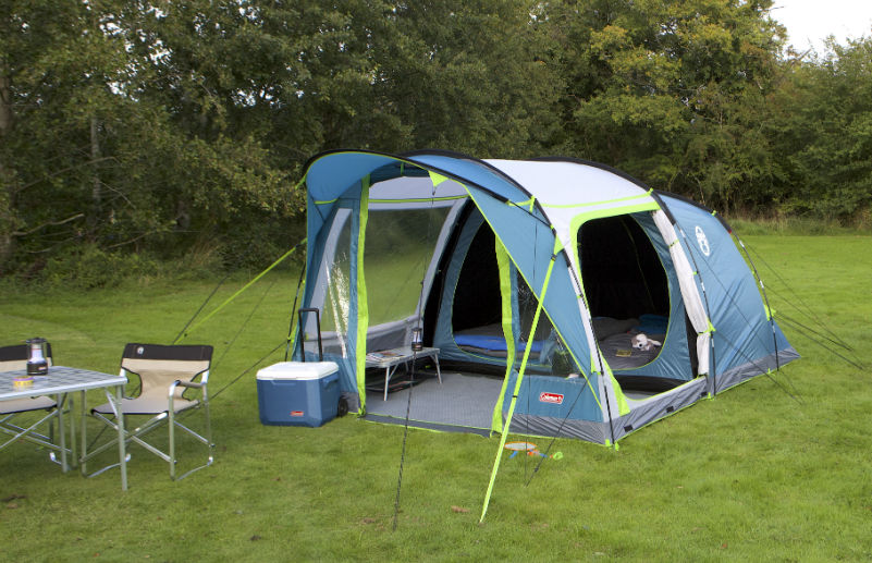 Coleman unveils 2021 family tent range - Camping News ...