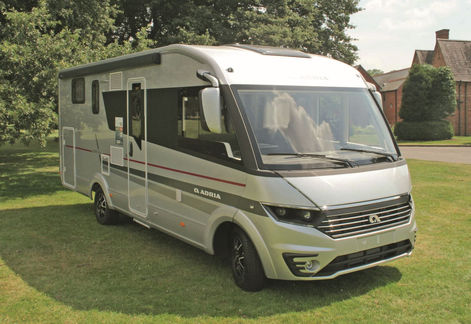 Innovative NEC Motorhome Show Preview  Motorhome News  New Amp Used Motorhome