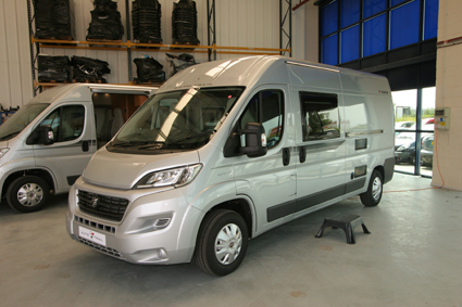 Auto-Trail Tribute Compact T-669 2018 exterior