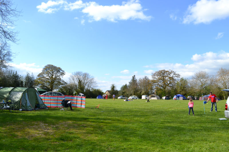 100 Top Campsites Family Fun Campsites Camping Out And About Live