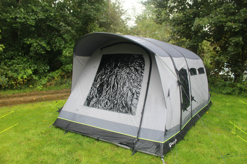 Quality materials and top of the range features like bedroom windows zipped curtains and loads of ventilation make the Huntley rise above its competitors. & Camping Magazine Awards 2018 - The Best Tents - Advice u0026 Tips ...