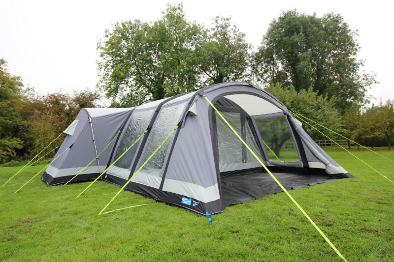 BEST LARGE FAMILY TENT & Camping Magazine Awards 2018 - The Best Tents - Advice u0026 Tips ...