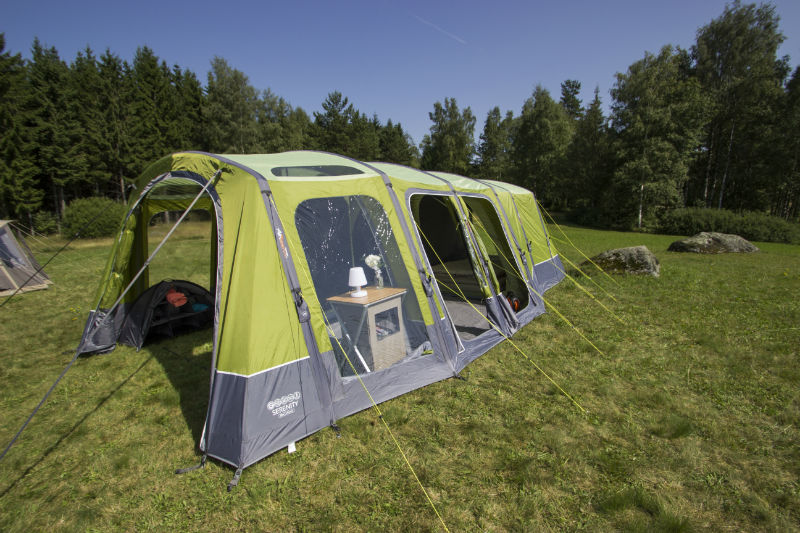 This is a quality inflatable tent that is perfect for a family of four. With one single inflation point itu0027s quick and easy to put ... & Camping Magazine Awards 2018 - The Best Tents - Advice u0026 Tips ...