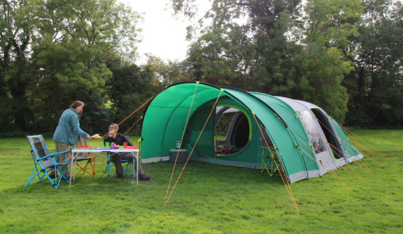Quality design construction and materials coupled with space and versatility make this a superb large inflatable tent for big family holidays. & Camping Magazine Awards 2018 - The Best Tents - Advice u0026 Tips ...