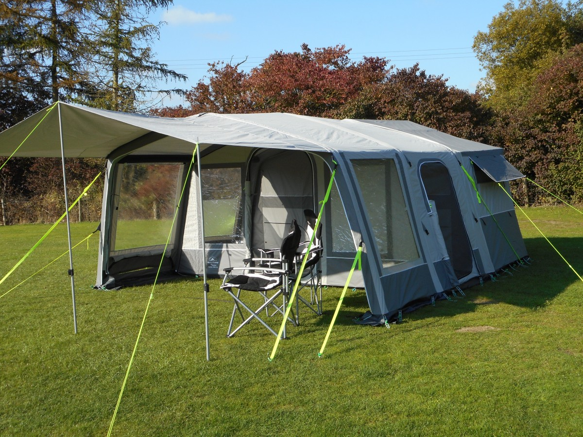 10 Of The Best Trailer Tents and Folding Campers - Advice ...