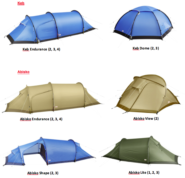 For more information about Fjallraven visit their website  sc 1 st  Out and About Live & Fjallraven launch 16 new tents for 2016 - Camping News - Camping ...
