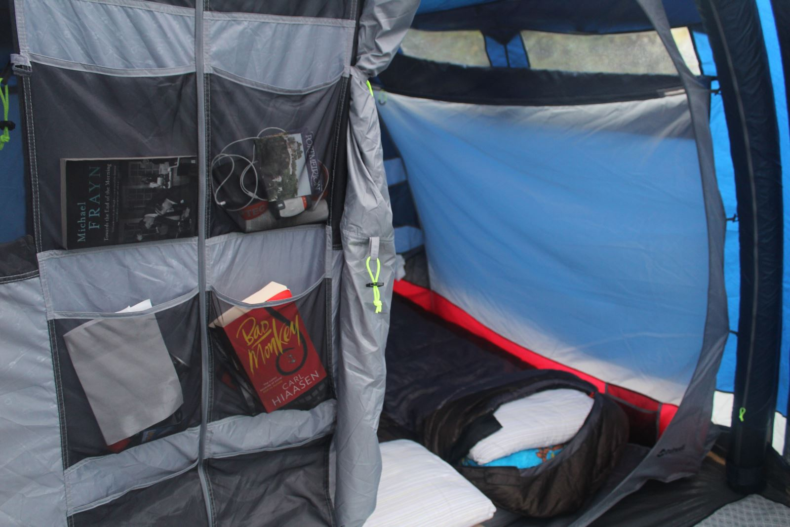 things to take camping in a tent