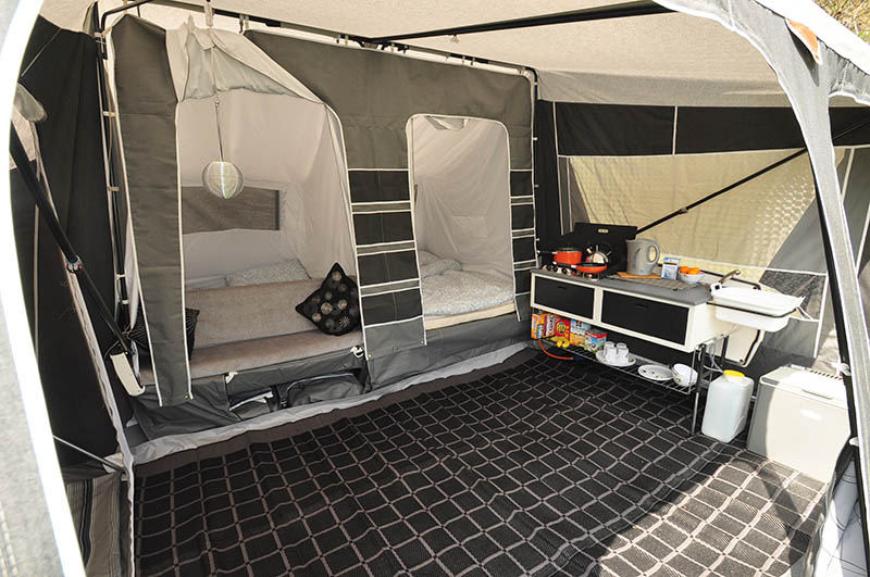 guide to trailer tents folding campers and lightweight caravans