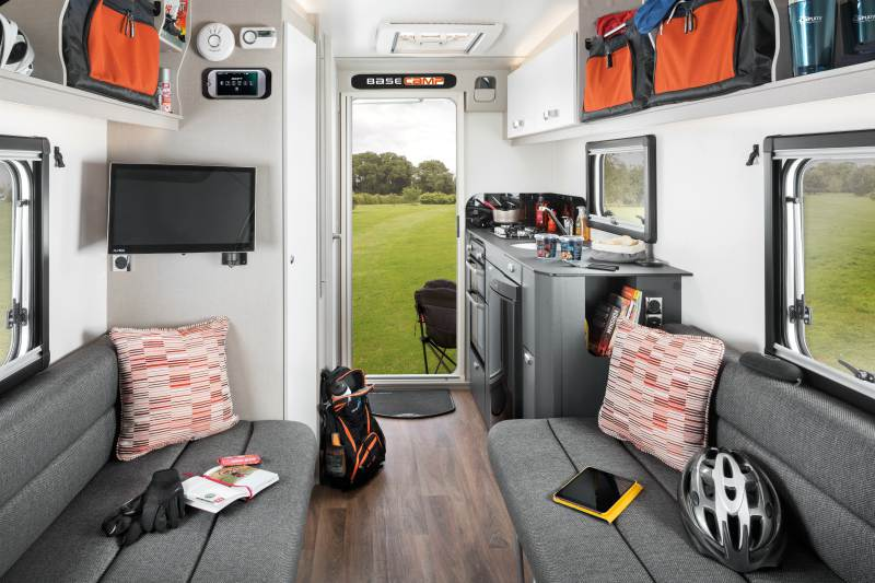 Inside a Swift Basecamp