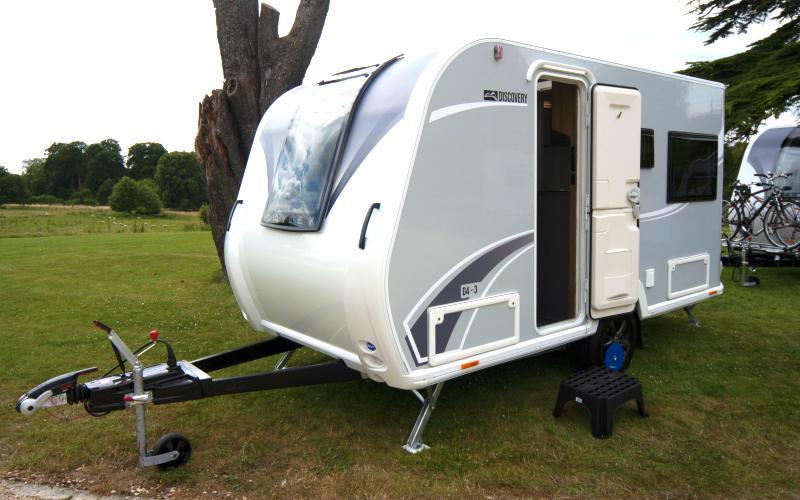 New ultra-lightweight caravan range from Bailey - Caravan
