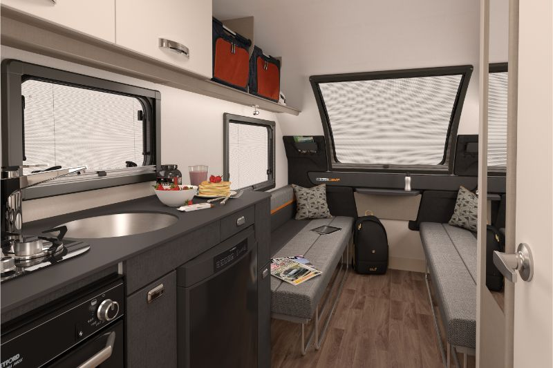 Swift Basecamp Special Edition 2020 internal