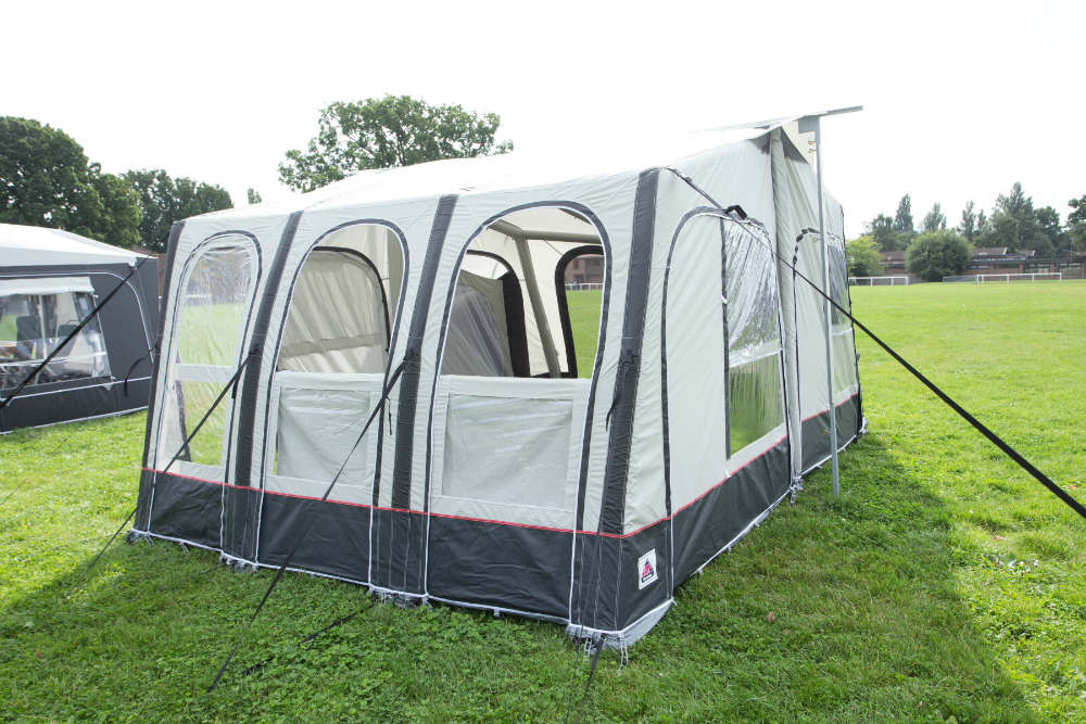 Caravan Awnings And Porches What S New For 2017 Advice