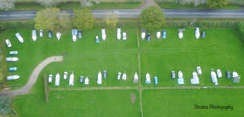 GoPods in caravan park