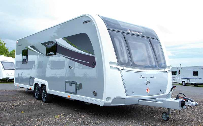 new caravan or used?
