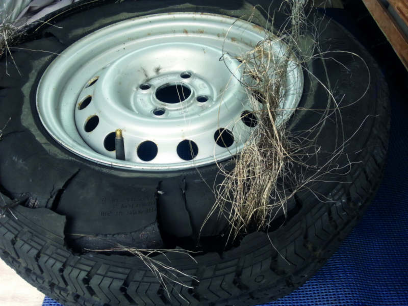 All about Caravan Tyres - Practical Advice - New & Used
