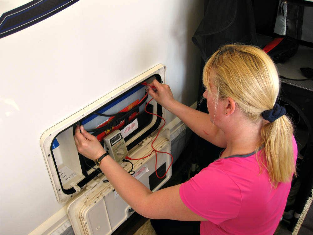 Leisure Batteries: How to look after them - Practical Advice