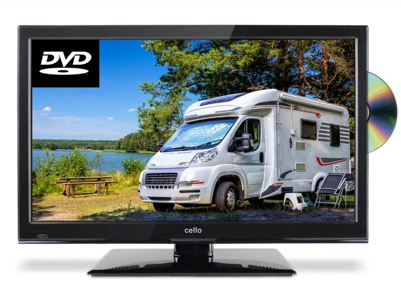 Cello HD Traveller TV