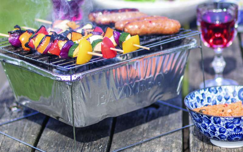 Caravan Food 10 Firepit And Barbecue Recommendations And A