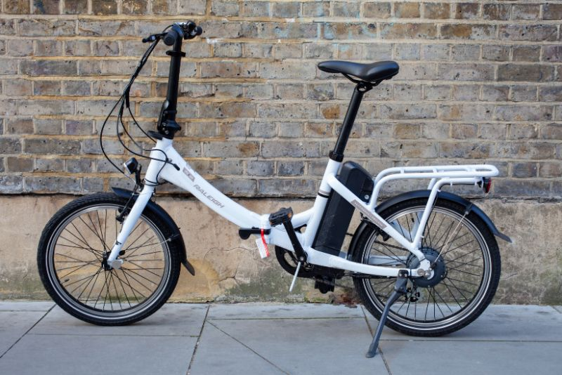 Raleigh Stow-E-Way Folding Bike