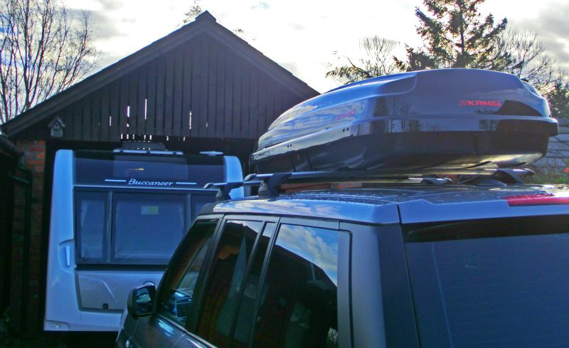 roof box wind noise and fuel economy