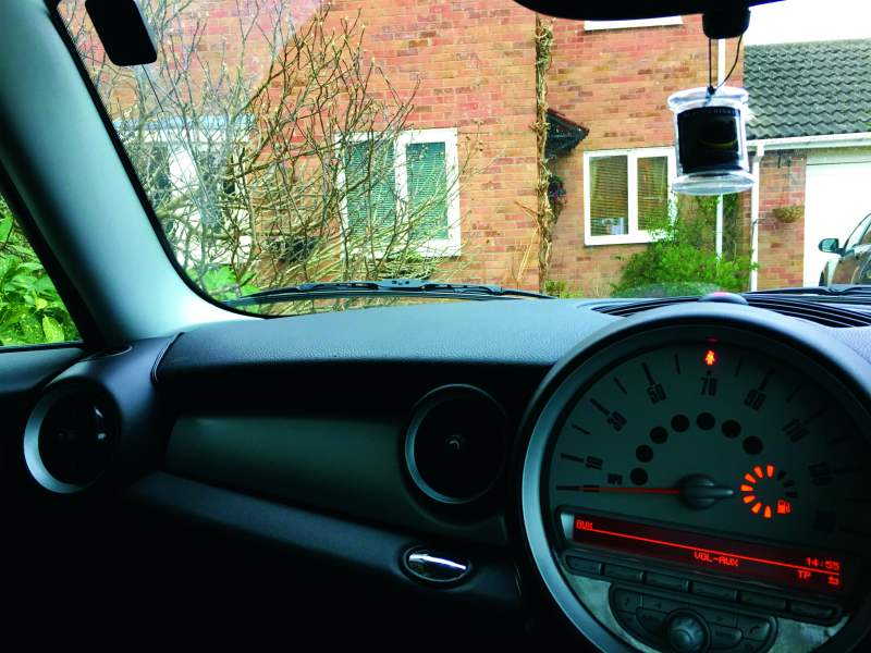 installing digital radio in towcar 4