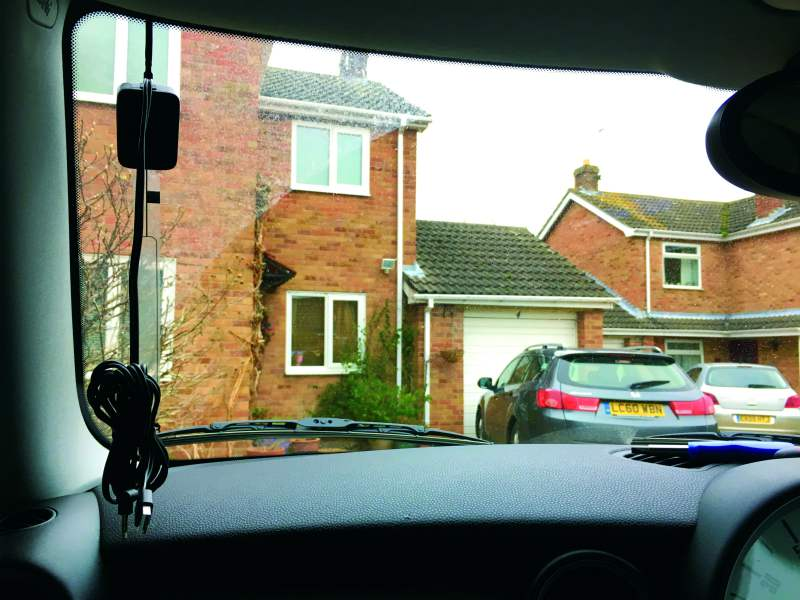 installing digital radio in towcar 1