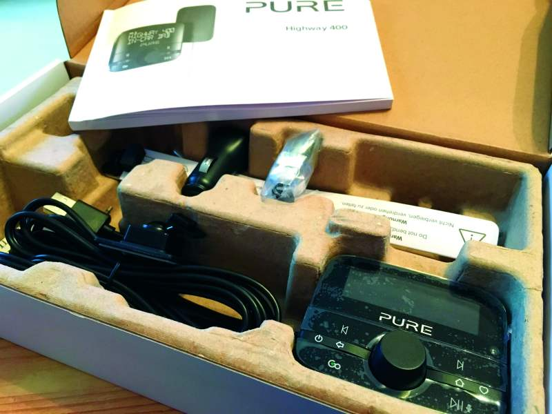 Boxed Pure Highway 400