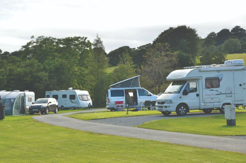 Bala Camping and Caravanning Club Site