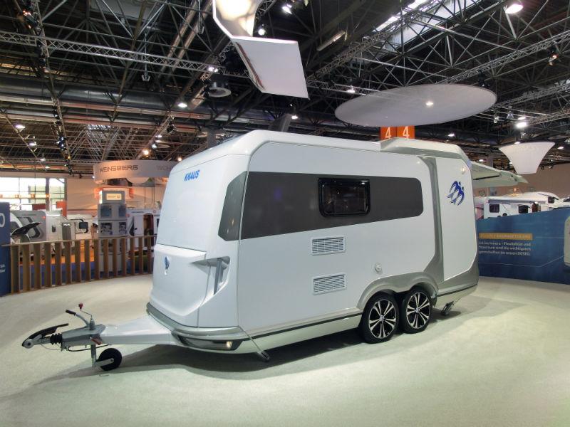 New Caravans and Accessories at Dusseldorf 2017 - Caravan