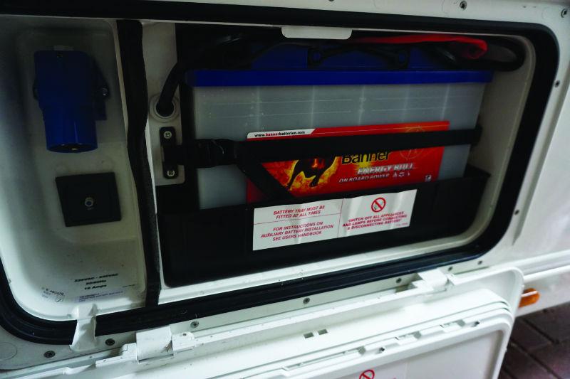 12 volt leisure battery