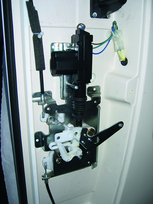 Motorhome advice: How to repair a Hartal habitation door
