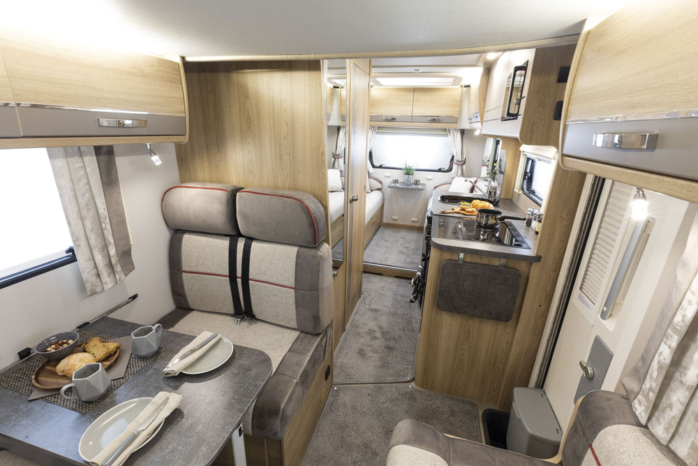 Marquis Majestic 196 motorhome