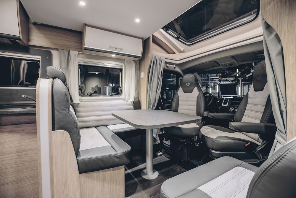 Sunlight T 68 XV Edition motorhome