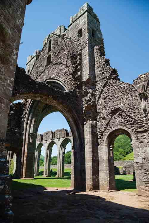 Image of Llanthony Priory
