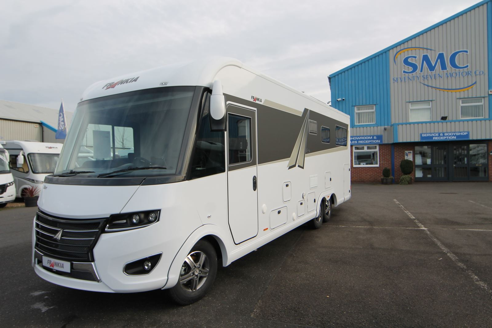 Top 6 motorhomes and campervans at the 2019 NEC Show