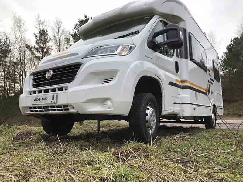 Motorhome advice: A guide to motorhome suspension systems