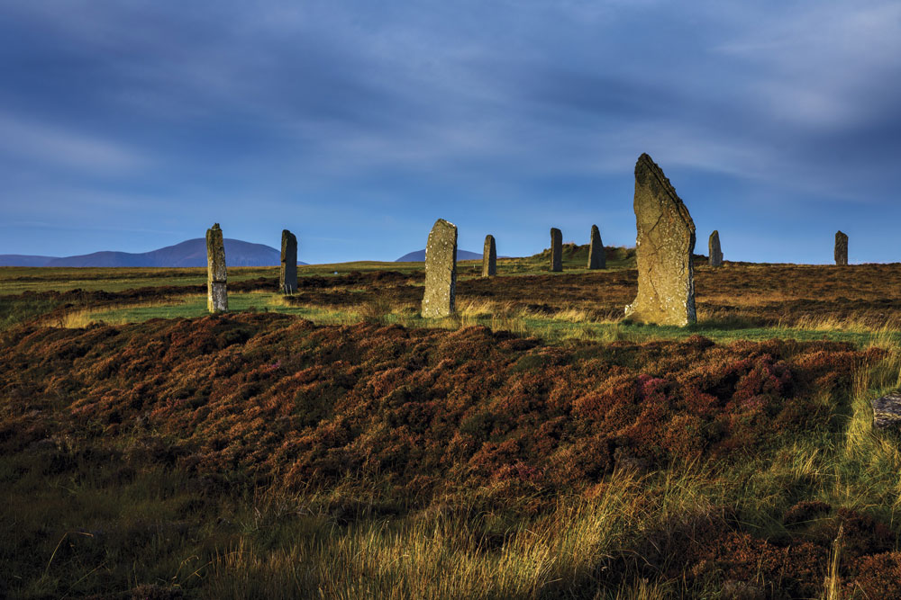 The Ring of Brodgar, on mainland Orkney