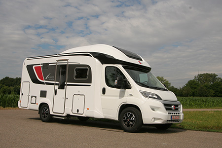 The Motorhome Awards 2016: Non-Fixed Bed Motorhome