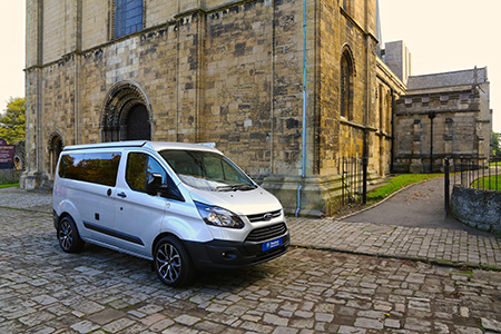 The Motorhome Awards 2016: Campervan of the Year