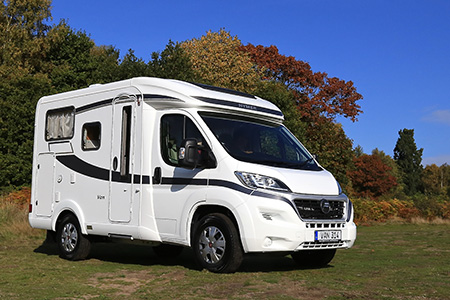 The National Motorhome Awards 2016 Compact Out And