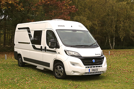 The Motorhome Awards 2016 High Top Van Conversion
