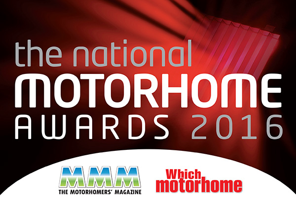the Motorhome Awards 2016 logo