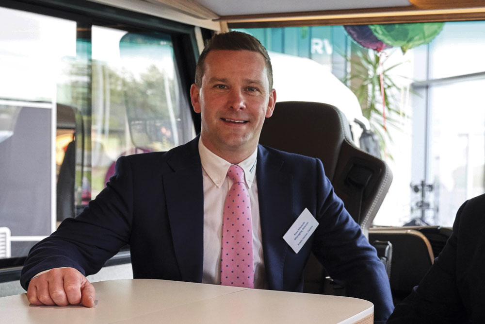 Ross Edwards, Managing Director of Travelworld