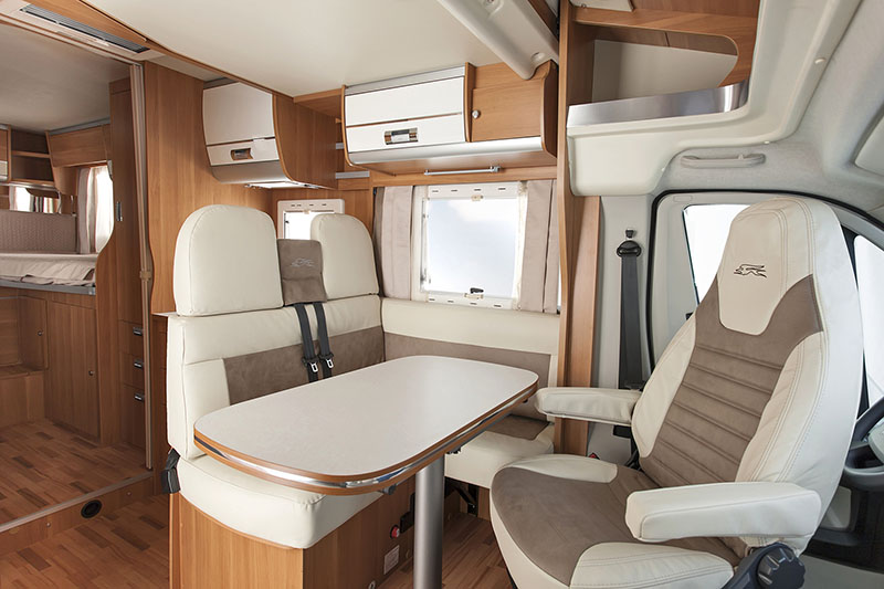 Motorhome manufacturers, Frankia and Laika, launch new