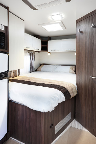 Fixed Bed Motorhome Buyers Guide