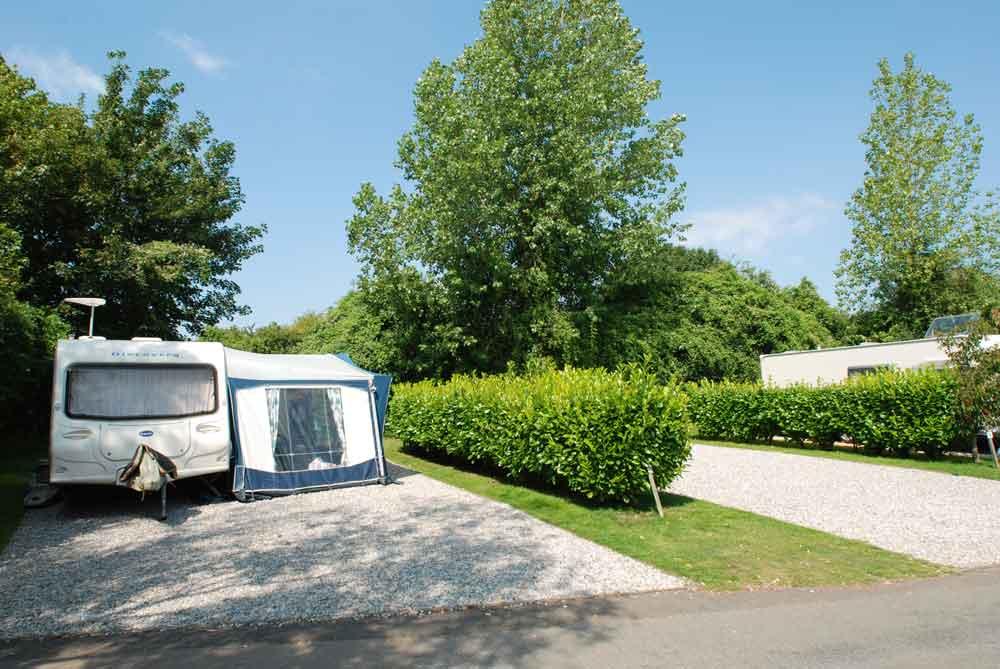 Touring Caravan Sites Kent Uk