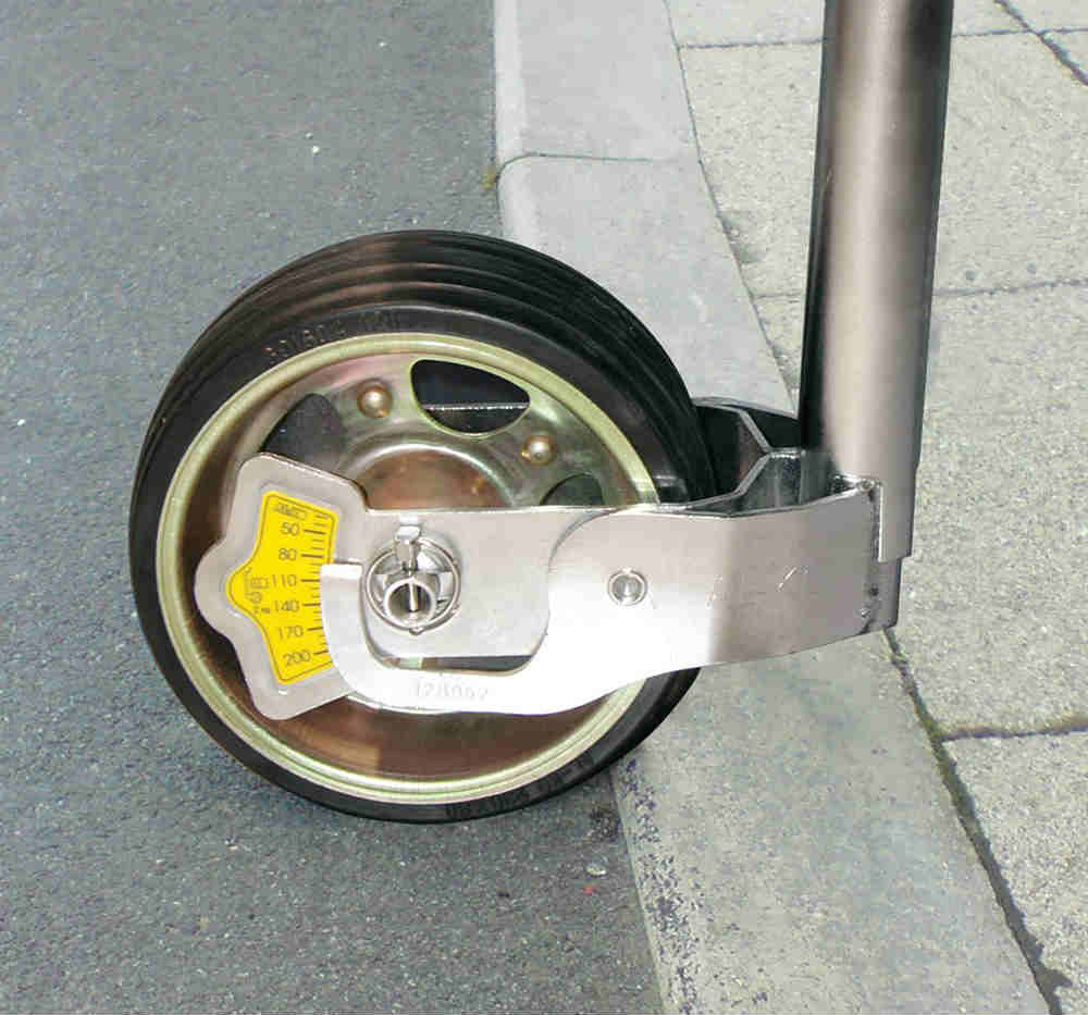 Caravan jockey wheels: The definitive guide - Practical